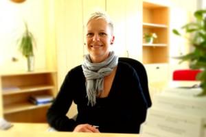 Rechtsanwaltsfachangestellte und Bürovorsteherin Katja Gubka