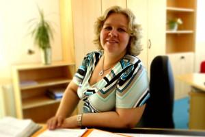 Rechtsanwaltsfachangestellte Urte Jandik